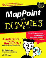 MapPoint For Dummies - B.J. Holtgrewe