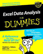 Excel Data Analysis For Dummies - Stephen L. Nelson