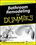 Bathroom Remodeling For Dummies - Katie Hamilton