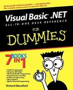Visual Basic .NET All-In-One Desk Reference For Dummies   - Richard Mansfield