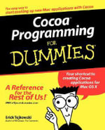 Cocoa Programming For Dummies - Erick Tejkowski
