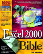 EXCEL 2000 Bible : Bible - John Walkenbach