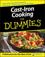 Cast-Iron Cooking For Dummies - Tracy L. Barr