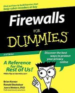 Firewalls For Dummies, 2nd Edition - Brian Komar