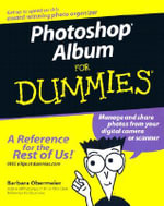 Photoshop Album For Dummies : For Dummies Ser. - Barbara Obermeier