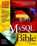MySQL Bible : Bible - Steve Suehring