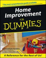 Home Improvement For Dummies - Gene Hamilton