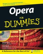 Opera For Dummies : For Dummies - David Pogue
