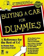 Buying a Car for Dummies - Deanna Sclar