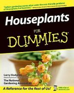Houseplants For Dummies : For Dummies - Larry Hodgson