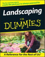 Landscaping For Dummies : For dummies