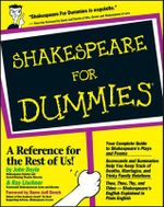 Shakespeare For Dummies : For Dummies - John Doyle