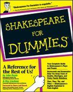 Shakespeare For Dummies - John Doyle