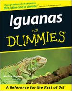 Iguanas For Dummies - Melissa Kaplan