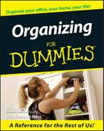 Organizing For Dummies - Eileen Roth