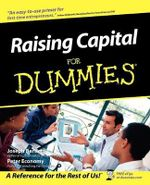 Raising Capital For Dummies - Joseph W. Bartlett