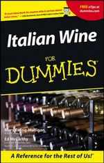 Italian Wine For Dummies - Ed McCarthy