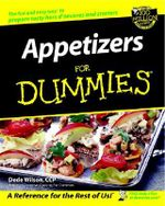 Appetizers For Dummies - Dede Wilson