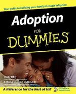Adoption For Dummies : For Dummies (Lifestyles Paperback) - Tracy L. Barr
