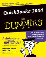 QuickBooks 2004 For Dummies - Stephen L. Nelson