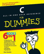C All-In-One Desk Reference For Dummies - Dan Gookin