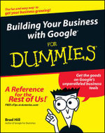 Building Your Business With Google For Dummies - Brad Hill
