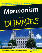 Mormonism For Dummies : For Dummies - Jana Riess