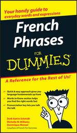 French Phrases For Dummies - Dodi-Katrin Schmidt