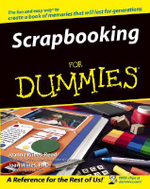 Scrapbooking For Dummies : Step-By-Step Scrapbooking - J. Wines-Reed