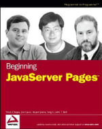 Beginning JavaServer Pages : A Listener's Guide - Vivek Chopra