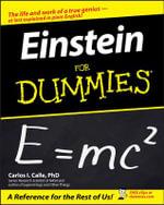Einstein For Dummies : For Dummies - Carlos Calle