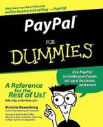 PayPal For Dummies : Managing Asset and Funding Risks - Victoria Rosenborg