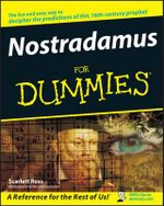 Nostradamus For Dummies : Overcoming the Most Tumultuous Time of Your Life - Scarlett Ross