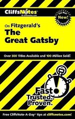 Notes on Fitzgerald's Great Gatsby : CliffsNotes Ser. - Phillip Northman