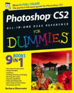 Photoshop CS2 All-In-One Desk Reference For Dummies : For Dummies (Lifestyles Paperback) - Barbara Obermeier