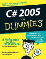 C# 2005 For Dummies : For Dummies - Stephen R. Davis