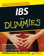 IBS For Dummies : For Dummies - Carolyn Dean