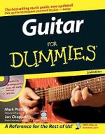 Guitar For Dummies With CDROM, 2nd Edition - Mark Phillips
