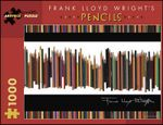 Frank Lloyd Wright's Pencils Puzzle - Pomegranate Communications Inc