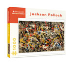 Jackson Pollock: Convergence  : 1000 Piece Artpiece Jigsaw Puzzle (AA558) - Pomegranate