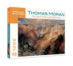The Grand Canyon of the Yellowstone  : 1000 Piece Artpiece Jigsaw Puzzle (AA611) - Thomas Moran
