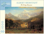The Rocky Mountains : 1000 Piece Artpiece Jigsaw Puzzle (AA610) - Albert Bierstadt