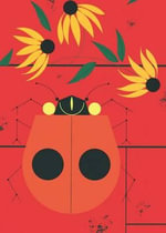 Charley Harper : Ladybugs Notepad - Pomegranate Communications Inc