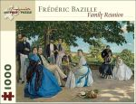 Family Reunion : 1000 Piece Artpiece Jigsaw Puzzle (AA645) - Frederic Bazille