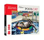 PoolCat  : 300-Piece Kids Artpiece Jigsaw Puzzle (JK001) - B. Kliban