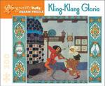 Kling-Klang Gloria Kids Jigsaw Puzzle (JK005) - Pomegranate