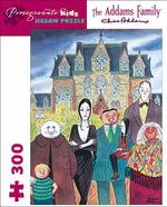Addams Family Kids : 300 Piece Kids Artpiece Jigsaw Puzzle (JK007) - Charles Addams