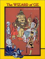 The Wizard of Oz Coloring Book - Library of Congress