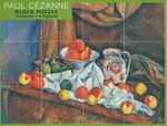 Paul Cezanne Block Puzzle - Paul Cezzanne