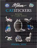 B. Kliban Cat Stickers - B Kliban